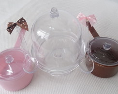 KIT 2 - MINI C�PULAS + MINI PANELINHAS