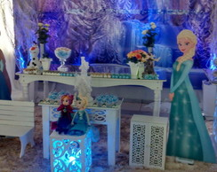 Decora��o Frozen