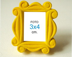 Kit Porta Retrato 3x4cm, Friends (12p�s)