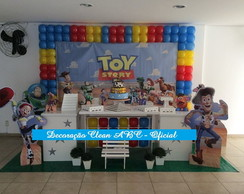 Decora��o Clean -Toy Story