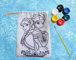 Kit Pintura da Frozen