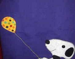 Camisetas em Patch Aplique Snoopy