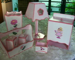 Kit beb�-tamb�m fa�o pe�as individuais