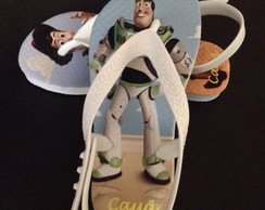 Chinelo Infantil Baby Buzz / Woody
