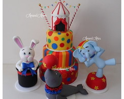 Kit Decora��o Circo