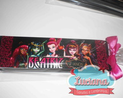 Domin� Monster High 13 Desejos