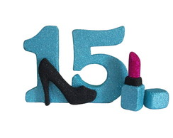 Decora��o 15 Anos -Fashion