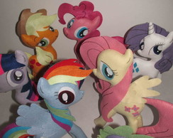 Turma do My Little Pony