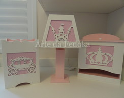 Kit Beb� Princesa