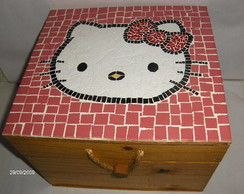 Mosaico Hello Kitty