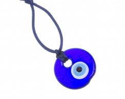 AC005 -Amuleto OLHO TURCO - Medalh�o