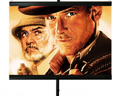 * MINI BANNER - INDIANA JONES