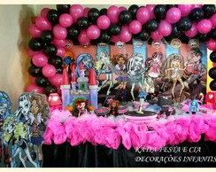 LOCA��O FESTA - MONSTER HIGH