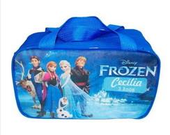 Necessarie Frozen Porta Chuteira Sapatil