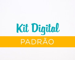 Kit Digital Padr�o