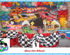 Decora��o Hot Wheels