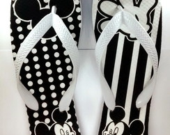 Chinelo Mickey Mouse