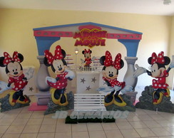 SENSA��O DO MOMENTO - CEN�RIO MINNIE