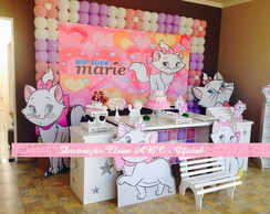 Decora��o Clean - Gata Marie