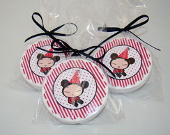 "Latinha mint to be ""Pucca"""