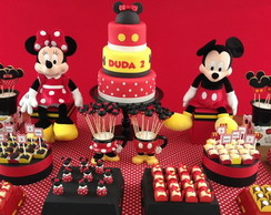 Mickey e Minnie - Festa infantil