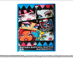 ADESIVOS PARA CADERNO MONSTER HIGH