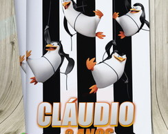 Revista Pinguins de Madagascar