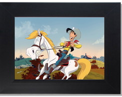 **QUADRO DECORATIVO - LUCK LUCK