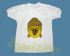 T-Shirt Beb� e Infantil BUDA