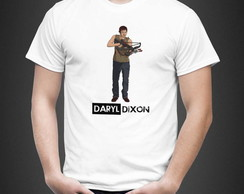 Camisa - The Walking Dead - Daryl Dixon