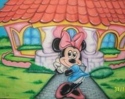 Painel da Minnie