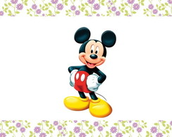 Aplique do Mickey - 3,5 cm
