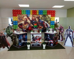 Decora��o - Os Vingadores 2 Age of Ultro
