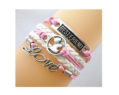 Pulseira Best Friend Dog Love