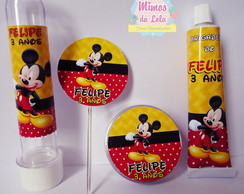 Kit Personalizados Mickey Mouse