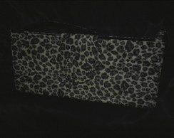 Bolsa Animal Print On�a com Al�a