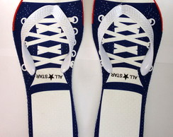 Chinelo All Star Personalizado