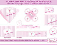 Kit Digital Ch� de Beb�