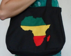 Bolsa Reggae Black Power