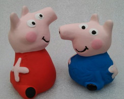Peppa e George Pig Mini