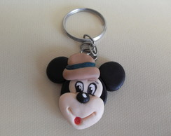 Chaveiro mickey safari - super oferta