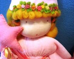 Boneco de Articulado - Fada