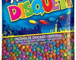 Mini Disqueti Chocolate 500g
