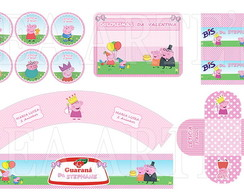 Arte Kit Digital - Peppa Pig