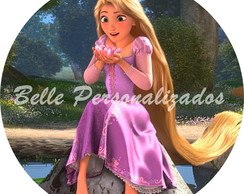 Arte Digital Princesa Rapunzel