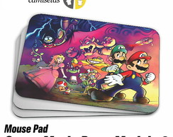 Mouse Pad - Super Mario Bros - Modelo 2
