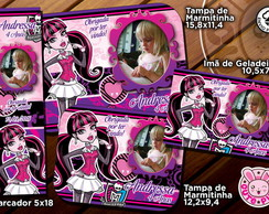 Lembran�a Monster High - (Digital) M.1