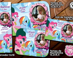 Lembran�a My Little Pony - (Digital) M.2