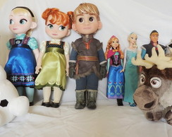 Loca��o de Pe�as - Frozen