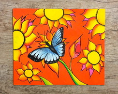 Quadro Butterfly